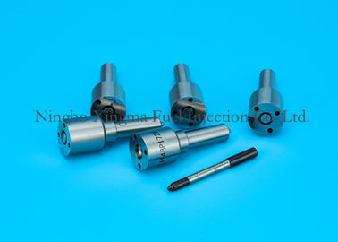 Çin DLLA148P1726 Common Rail Cummins Injector Nozzles Part High Speed Steel Material Fabrika