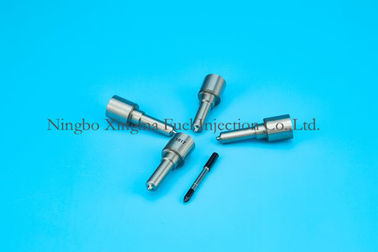 Çin Diesel Engine Denso / Delphi Fuel Injector Nozzle Smallest Tolerance Fabrika