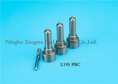 High Density Common Rail Delphi Injector Nozzles High Speed Steel Material